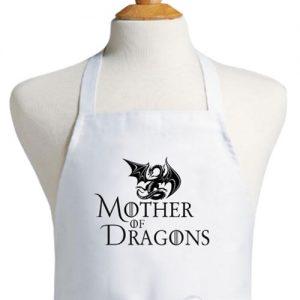 סינר מעוצב mother-of-dragons משחקי הכס