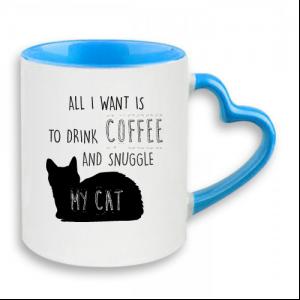 ספל מעוצב לאוהבי חתולים