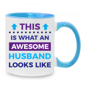 מתנה מושלמת לגבר שיש לו הכל - כוס בעיצוב אישי