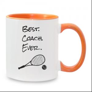 מתנה מיוחדת למאמן/ת טניס - ספל מיוחד