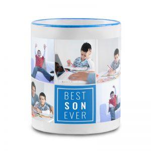 מתנה מגניבה לילד - כוס עם תמונות אישיות