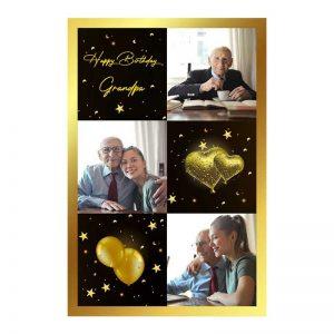 כרטיס ברכה מיוחד לסבא
