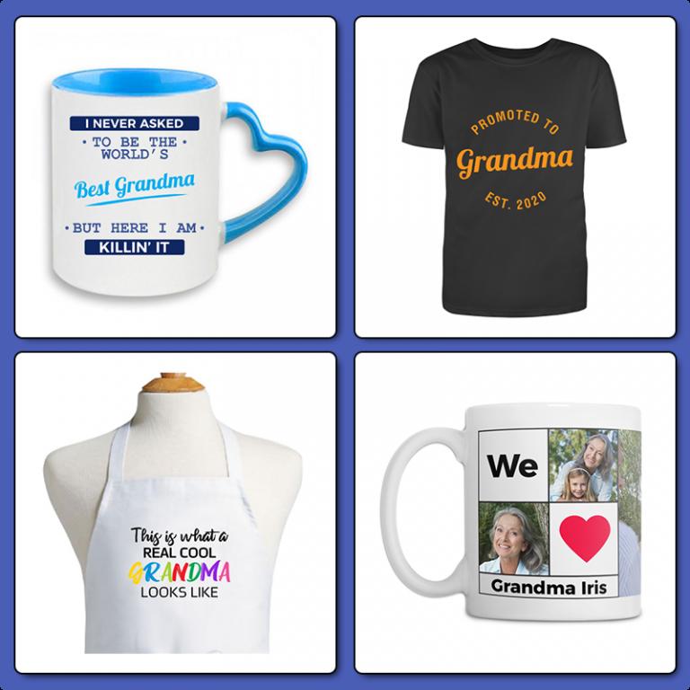 מתנות לסבתא